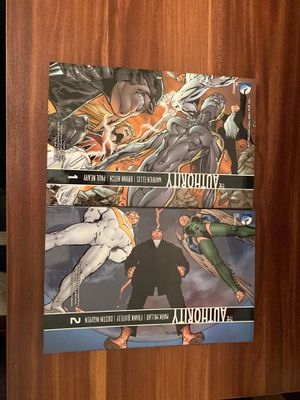 The Authority comics vol. 1-2 for Sale in Washington, DC
