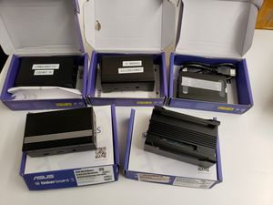 Asus tinker board soc 1.8ghz, 2g, 16gb + aluminum case + 32gb sd card for Sale in Pompton Lakes, NJ