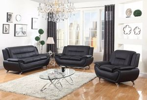 New sofa set 3pc for Sale in Puyallup, WA