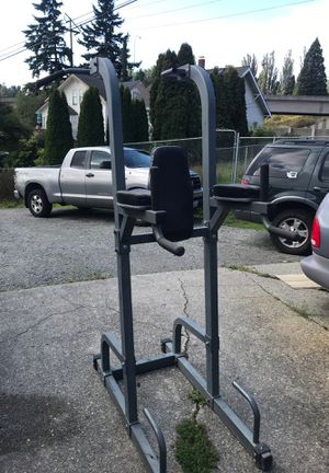 Keys fitness pull up bar station for Sale in Everett, WA