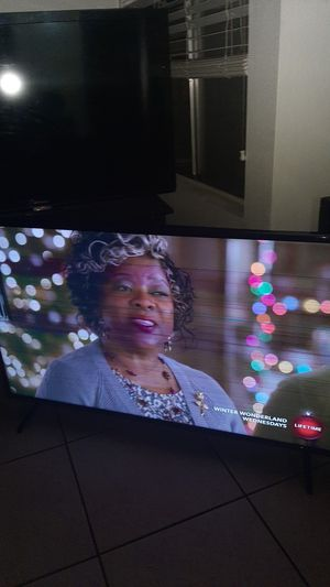 50 in video tv dropped over when moved still works if u can handle lines through it for Sale in Covina, CA