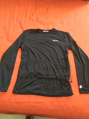 Venture Heated Motorcycle Jacket Good Condition Size Medium for Sale in Fullerton, CA