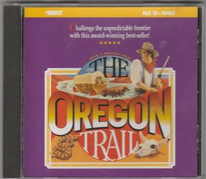 The Oregon Trail by mecc Ver. 1 93-94 for Windows & Mac for Sale in Stockton, CA