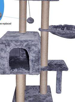 New In Box Cat Stuff: Tower, Scratcher, Collars, Catnip for Sale in Hewitt,  TX