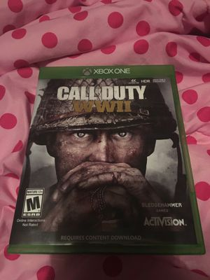 Call Of Duty WW2 for Sale in Hampden, ME
