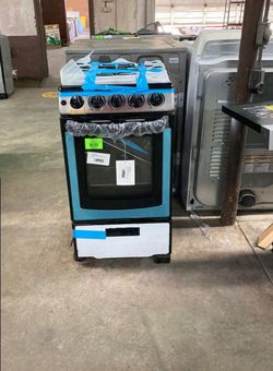 DANBY stove #DR202BSSGLP RS9 for Sale in Colton,  CA