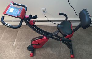 Exercise bike for Sale in Levittown, PA
