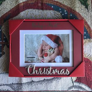 Babys First Christmas Photo Frame for Sale in Vancouver, WA