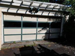 J&J garage door 16×8 for Sale in Staten Island, NY