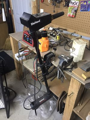 Craftsman 30lb trolling motor for Sale in Duluth, GA