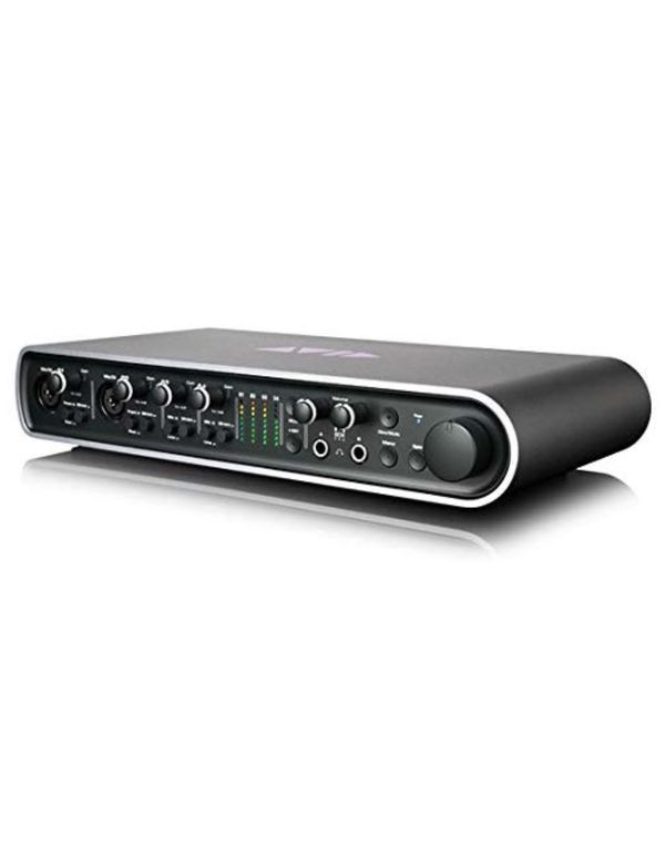 Avid Mbox Pro interface