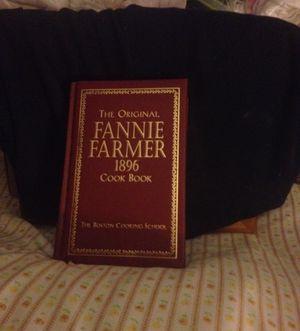 Fanny Farmer cookbook new for Sale in Salt Lake City, UT
