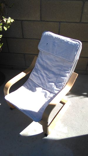 Kids IKEA bamboo chair for Sale in Fontana, CA