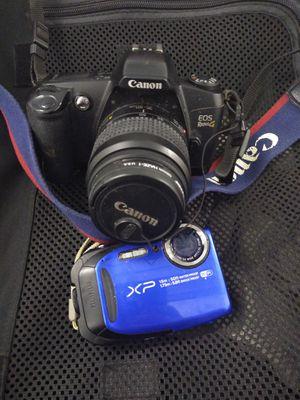 Canon rebel G and digital Fujifilm Camera lot for Sale in Anaheim, CA