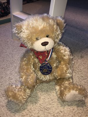 Build a Bear Birthday stuffed animal for Sale in Strongsville, OH