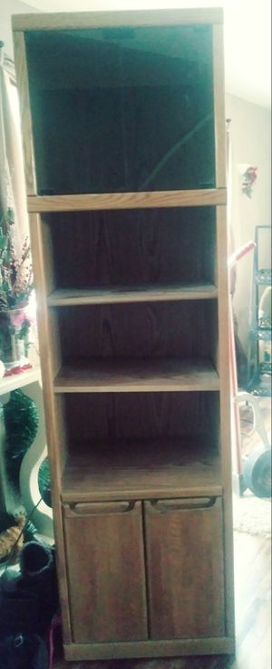 Accent shelf cabinet for Sale in Wickliffe, OH