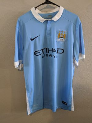 Nike Manchester City Jersey for Sale in Stevensville, MT