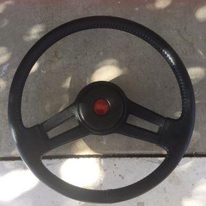 Monte Carlo SS steering wheel for Sale in Perris, CA