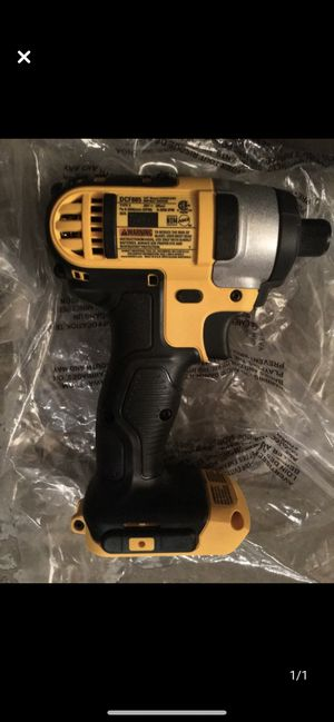 Dewalt 20v max impact driver and drill for Sale in Carlsbad, CA