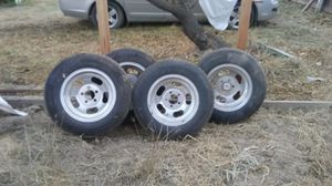 New tires and rims for Sale in Lodi, CA