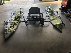 Pontoon boat used for Sale in Lake Elsinore, CA