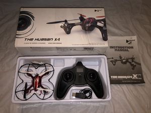 The Hubsan X4 Drone w/Video Camera for Sale in Spring, TX