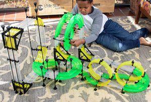 New Autoflier Kids Boys Race Track Building RC Set Kit for Sale in Corona, CA