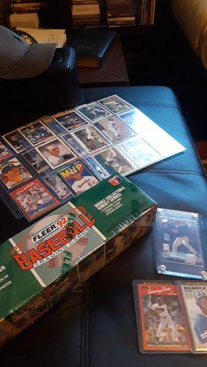 Sports cards baseball for Sale in Sacramento, CA