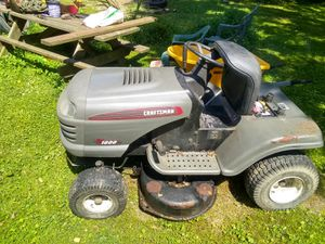Craftsman mower for sale needs a rear end. for Sale in Harmony Grove, WV