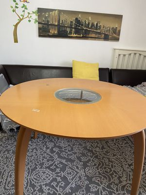 Dining Table Set with Four Chairs for Sale in Miami Beach, FL