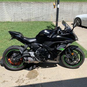 2019 Kawasaki Ninja 650 for Sale in College Park, MD