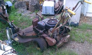 Bunton mower for Sale in Newburyport, MA