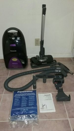 Panasonic Canister Vacuum for Sale in San Diego, CA