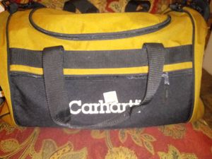 Carhartt duffle bag for Sale in Tacoma, WA