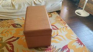 Custom made Ottoman on wheels for Sale in Huntington Beach, CA
