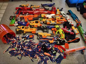 Nerf Arsenal! for Sale in Puyallup, WA