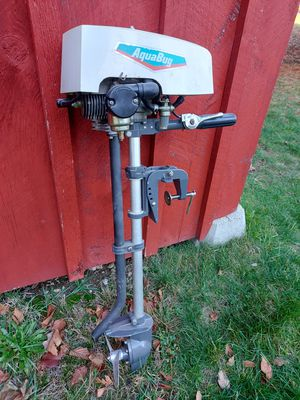 Small outboard motor for Sale in East Taunton, MA