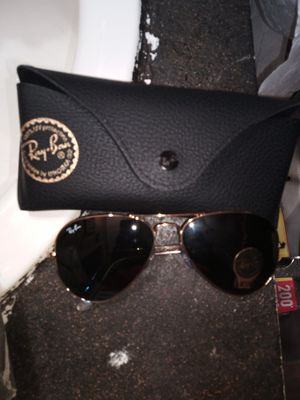 Ray Ban sunglasses they are real for Sale in Montgomery, AL