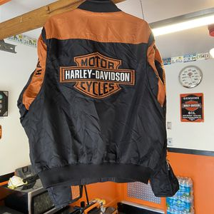 Harley Davidson Jacket ,,MEN'S Large ,,,MARGATE FLORIDA !!! for Sale in Pompano Beach, FL