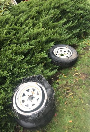 Trailer tires for Sale in Lynnwood, WA