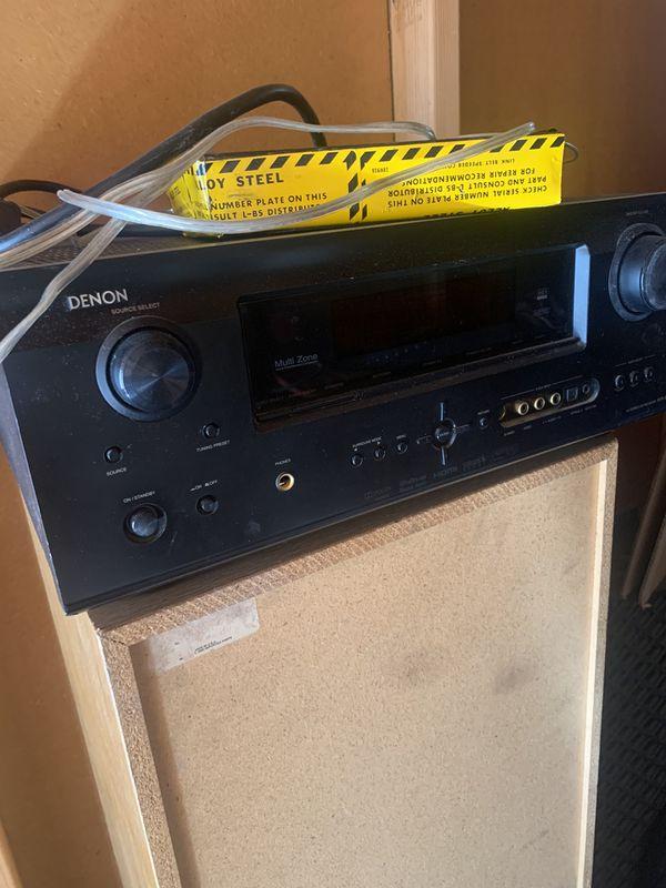 Pioneer cs-g304 speakers w/ denon receiver