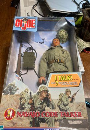GI JOE Navajo Code Talker (1999) for Sale in Gresham, OR