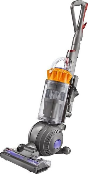 Dyson - Ball MultiFloor Upright Vacuum - Iron/Yellow for Sale in Deltona, FL