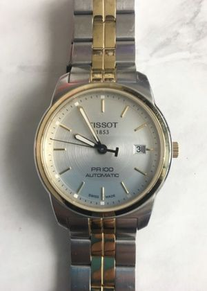 Men's Tissot PR100 Automatic watch for Sale in Fairfax, VA