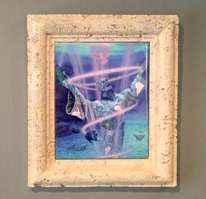 """Vintage Kelly Hostetler Tile Art-14.5""""x12.5""""x 2.5"""" for Sale in Asheville, NC"""