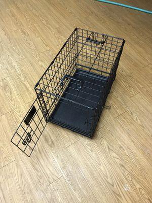 Small dog crate for Sale in Sunfield, MI