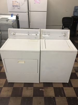 Kenmore Washer and Dryer Set for Sale in Olympia, WA