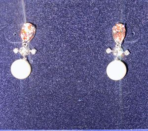 Diamond earrings for Sale in Alameda, CA