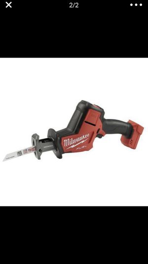 MILWAUKEE 2719-20 M18 FUEL HACKZALL BARE TOOL for Sale in Indianapolis, IN