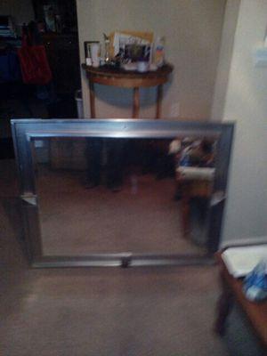 Silver Mirror for Sale in Austin, TX